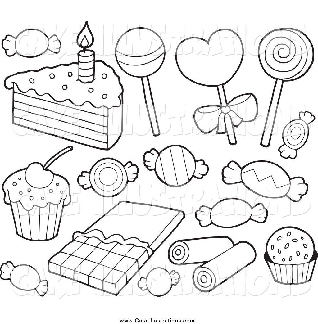 Black And White Cookie Clip Art Book Covers