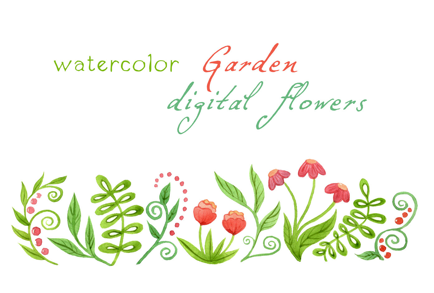 March Flowers Clipart - Clipart Suggest