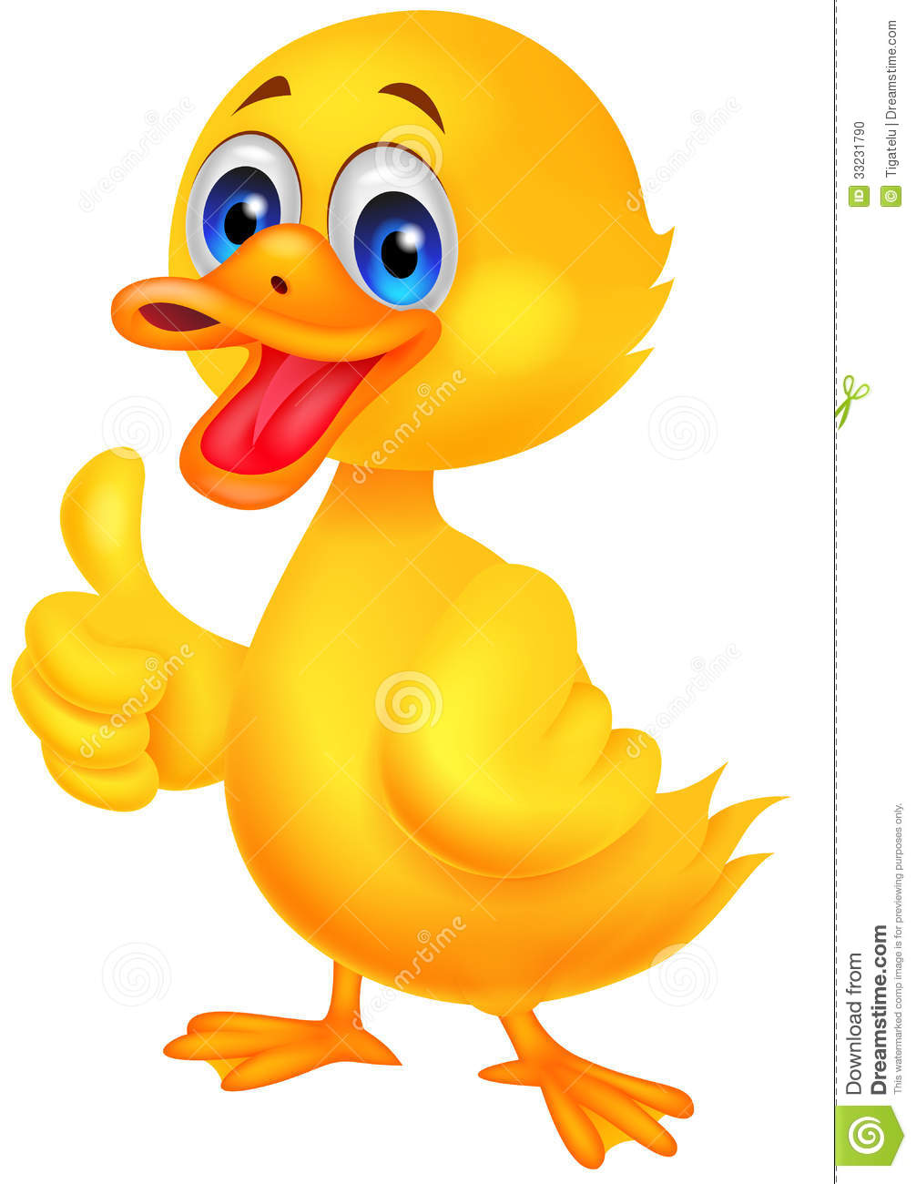 Duck cartoon images - photo#17