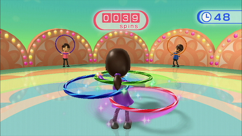 Hula Hoop Game Cartoon Hula Hoop Hula Hoop Gif