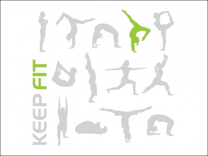 Keep Fit Clip Arts Free Clip Art   Clipartlogo Com