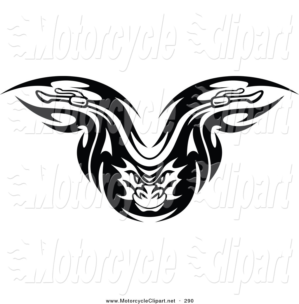 Motorcycle Clip Art   Seamartini Graphics