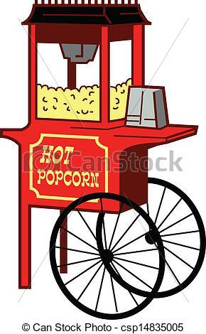 machine de popcorn
