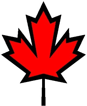 Canadian Flag Clip Art Gallery  Static I
