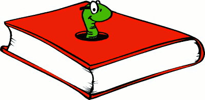 Free Book Worm Clipart   Public Domain Book Worm Clip Art Images And