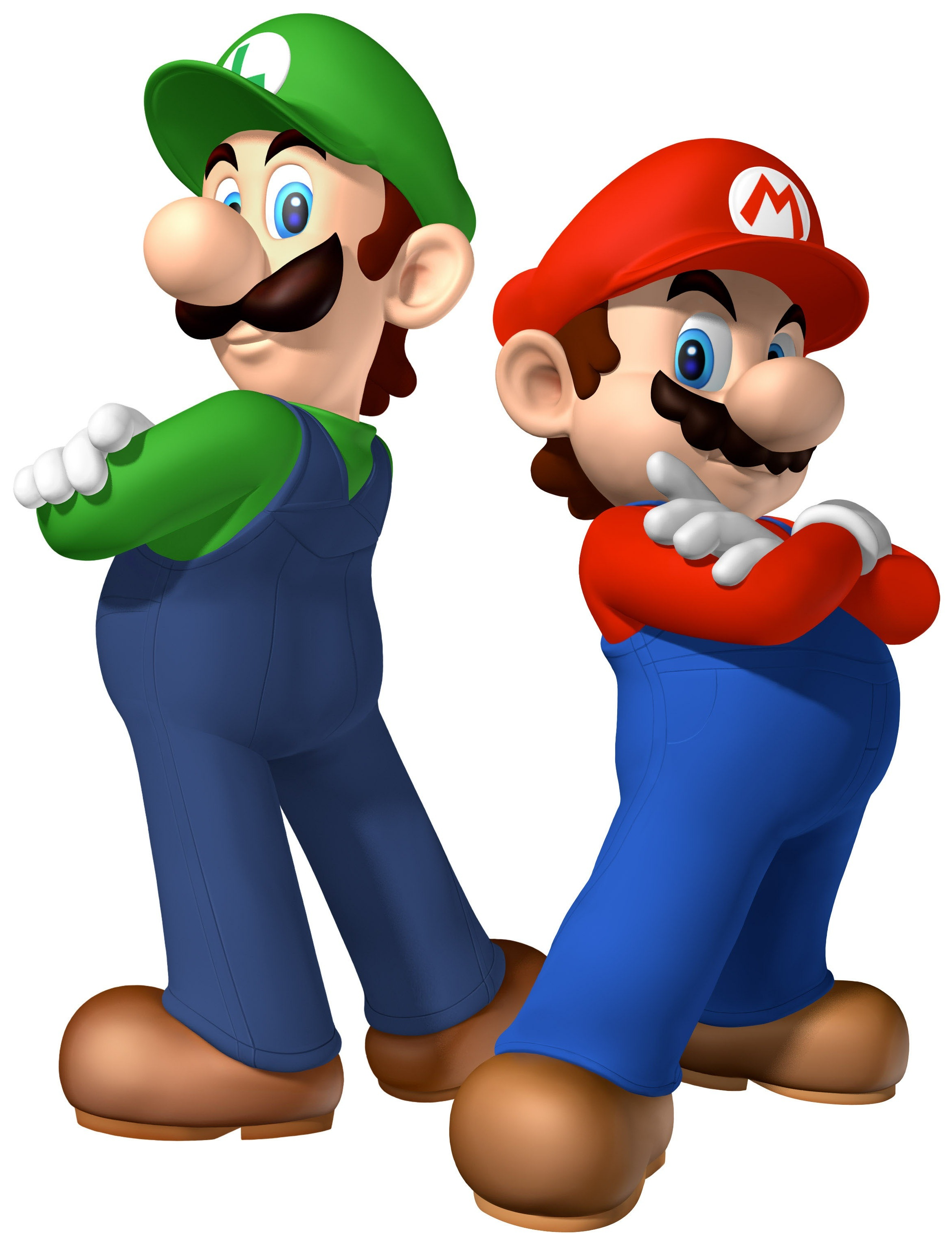 Mario Vs Luigi   Dreager1 S Blog