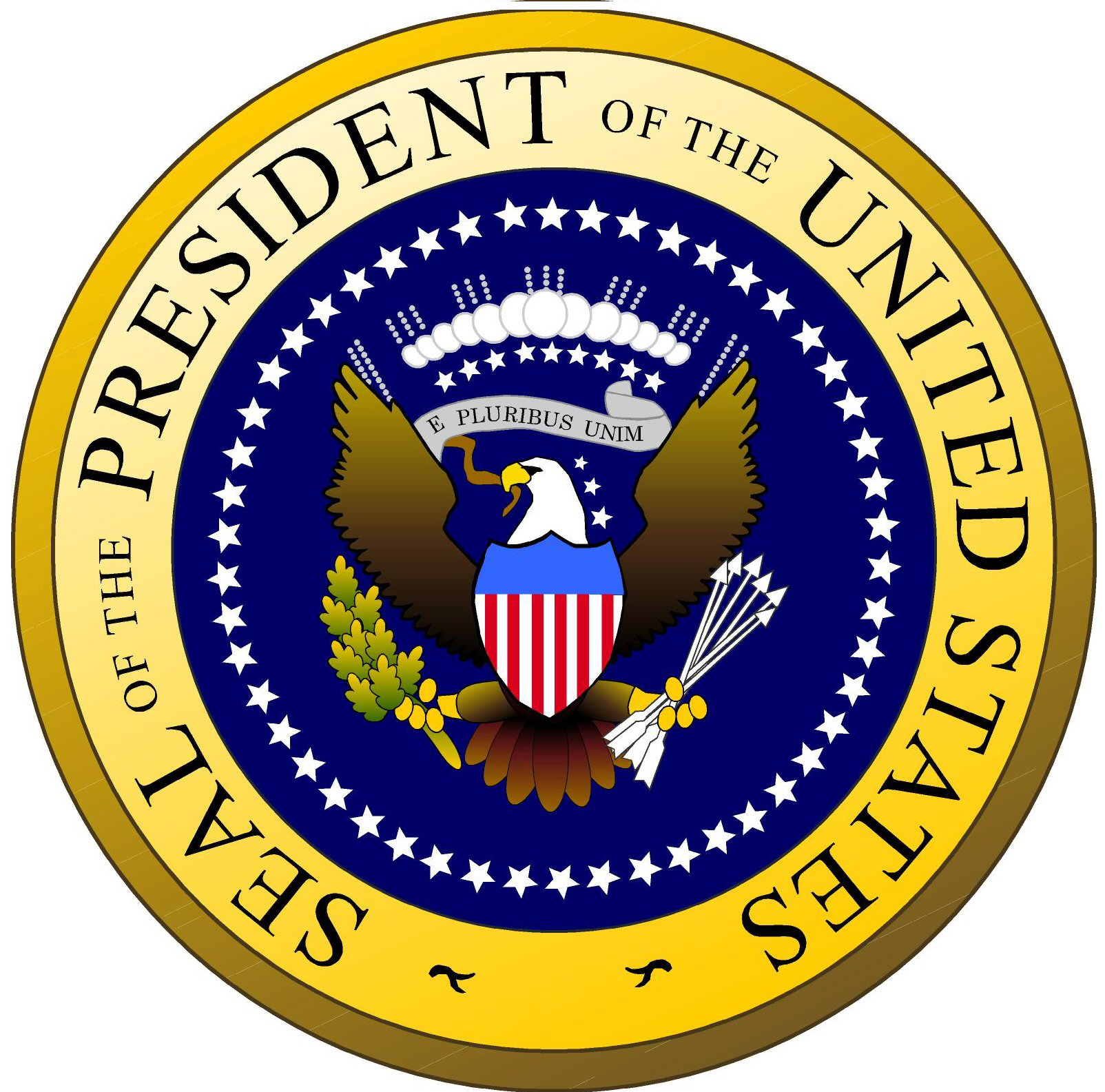 Political Posters Presidentialseal Jpg Previous Political Home Next