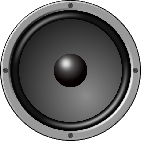 Dj Speaker Clipart - Clipart Suggest