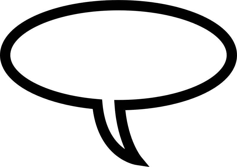 Speech Bubbles By Ibdjl95   A Set Of Speech Bubbles In  Svgz  If You
