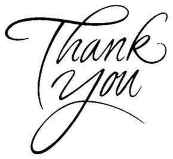 Thank You   Free Images At Clker Com   Vector Clip Art Online Royalty