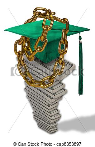 Student Debt Clip Art – Clipart Download