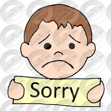so sorry clipart clipart suggest free clipart for apology our apologies clipart