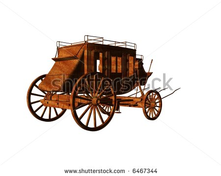 Old West Fort Clipart