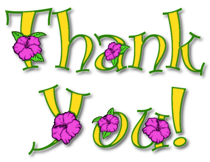 Thank You Note Clipart - Clipart Kid