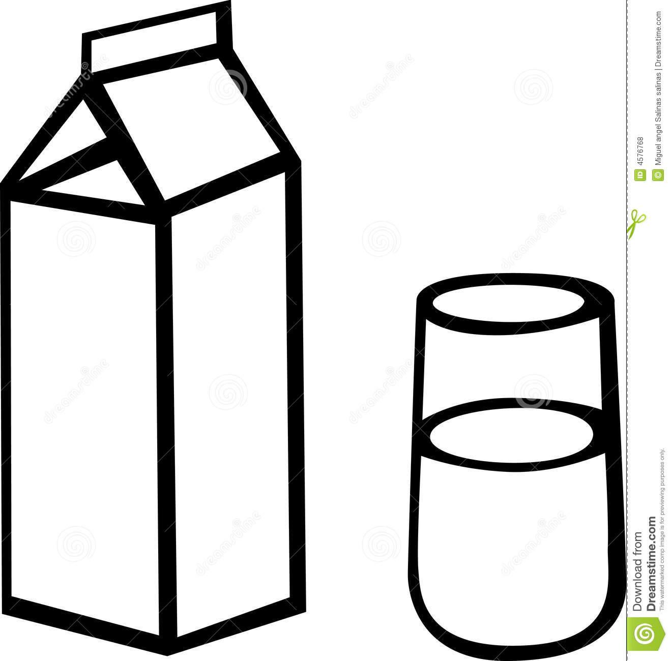 Clip Art Milk Carton Clip Art chocolate milk carton clipart kid glass vector illustration 4576768