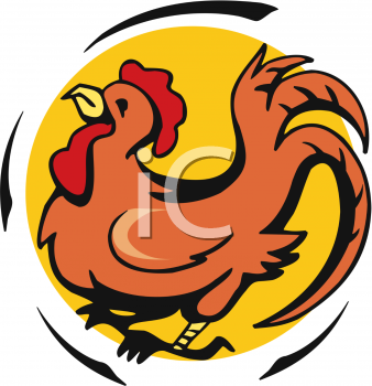 Clip Art Animal Images Animal Clipart Net Clipart Of An Orange Chicken