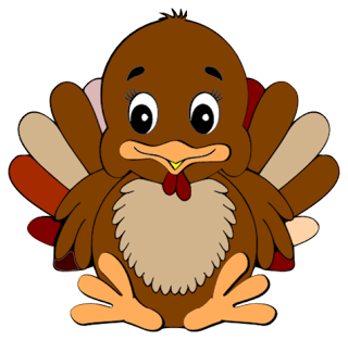 pretty turkey clipart clipart kid