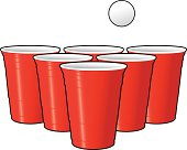 Quick Beer Pong Games  That Anyone Can Play    College Drinking Games