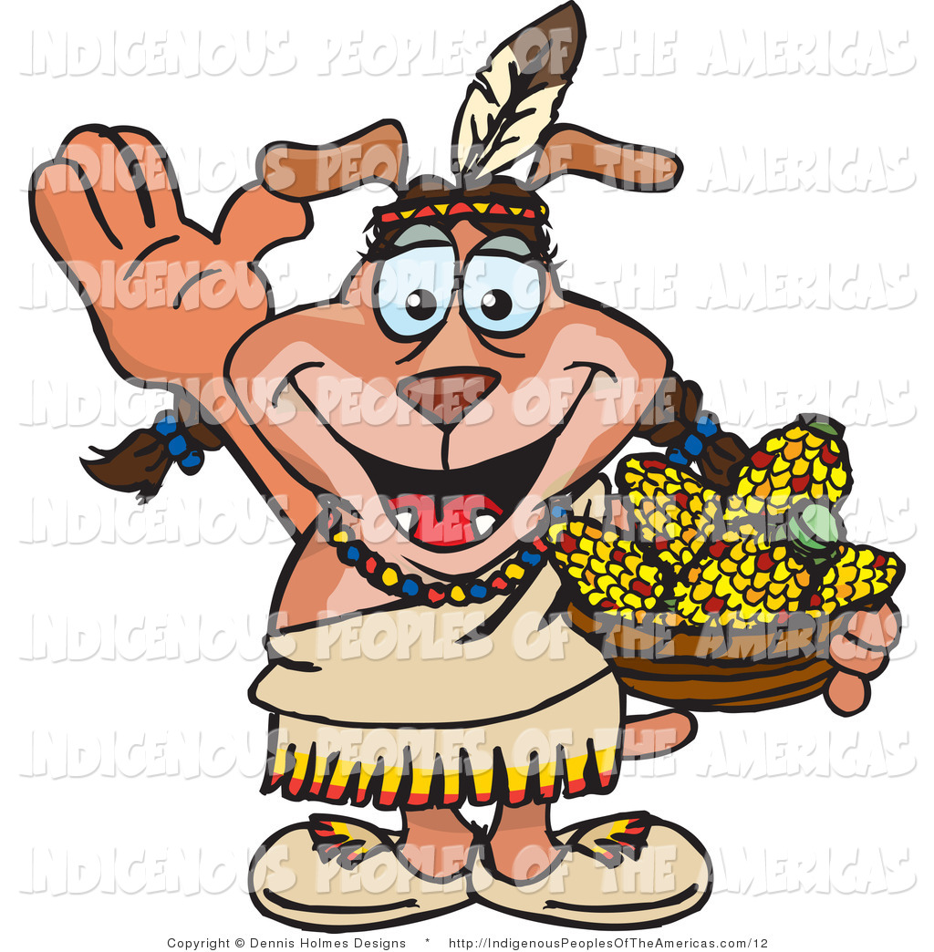 American Boy With Candy Halloween Native American Girl Thanksgiving