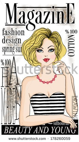 Magazine Cover Clipart - Clipart Suggest