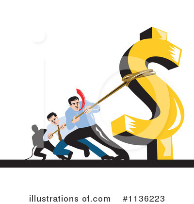 Finance Clipart  1136223 By Patrimonio   Royalty Free  Rf  Stock