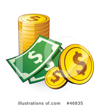 Finance Clipart  46835 By Beboy   Royalty Free  Rf  Stock