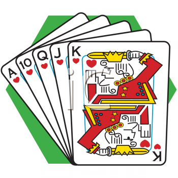 Poker Cards Clipart - Clipart Kid