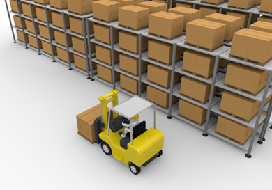 Forklift   Warehouse Giant   Image   Free Clip Art   Materials