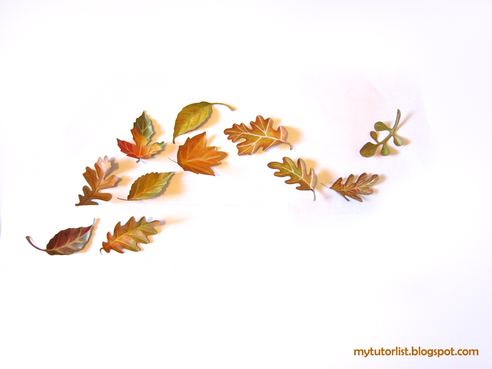 Wall Art Red Leaves : Leaf blowing clipart suggest