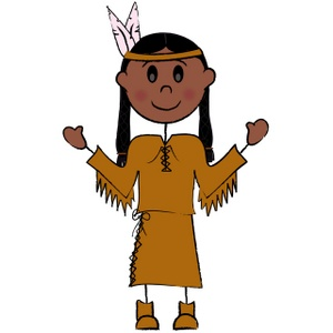 Native American Thanksgiving Clipart - Clipart Kid