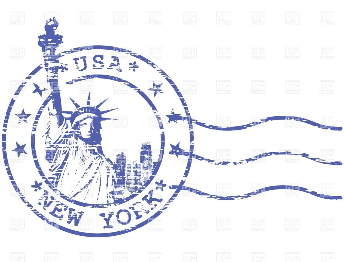 Sights Of New York 35910 Download Royalty Free Vector Clipart  Eps
