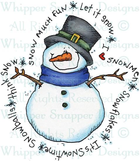 snowman family clip art free - photo #18