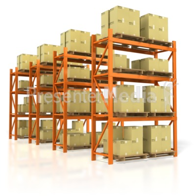 Warehouse Product   Presentation Clipart   Great Clipart For