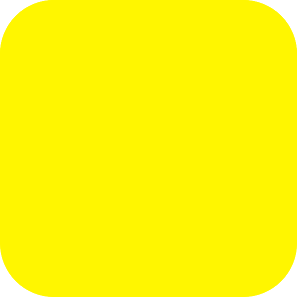Yellow square png
