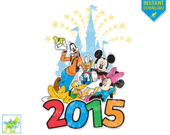 Disney World 2015 Clipart - Clipart Kid