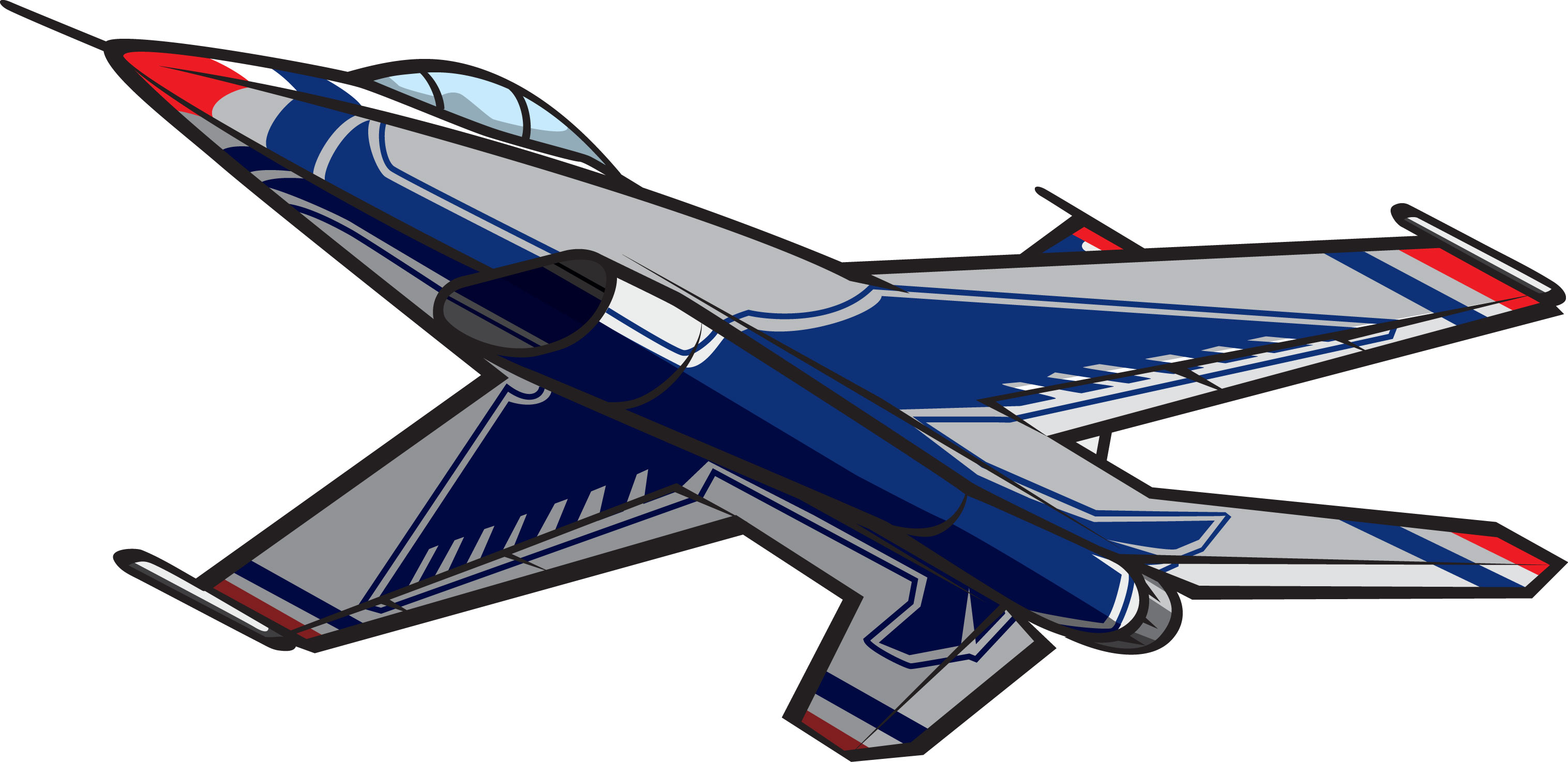 Army Jet Clipart - Clipart Kid
