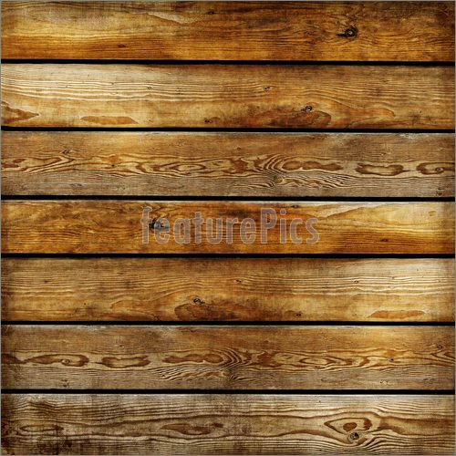 Fine Wooden Planks Background