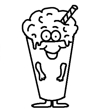 Free Milkshake Clipart See The Rest Of The Food Clipart