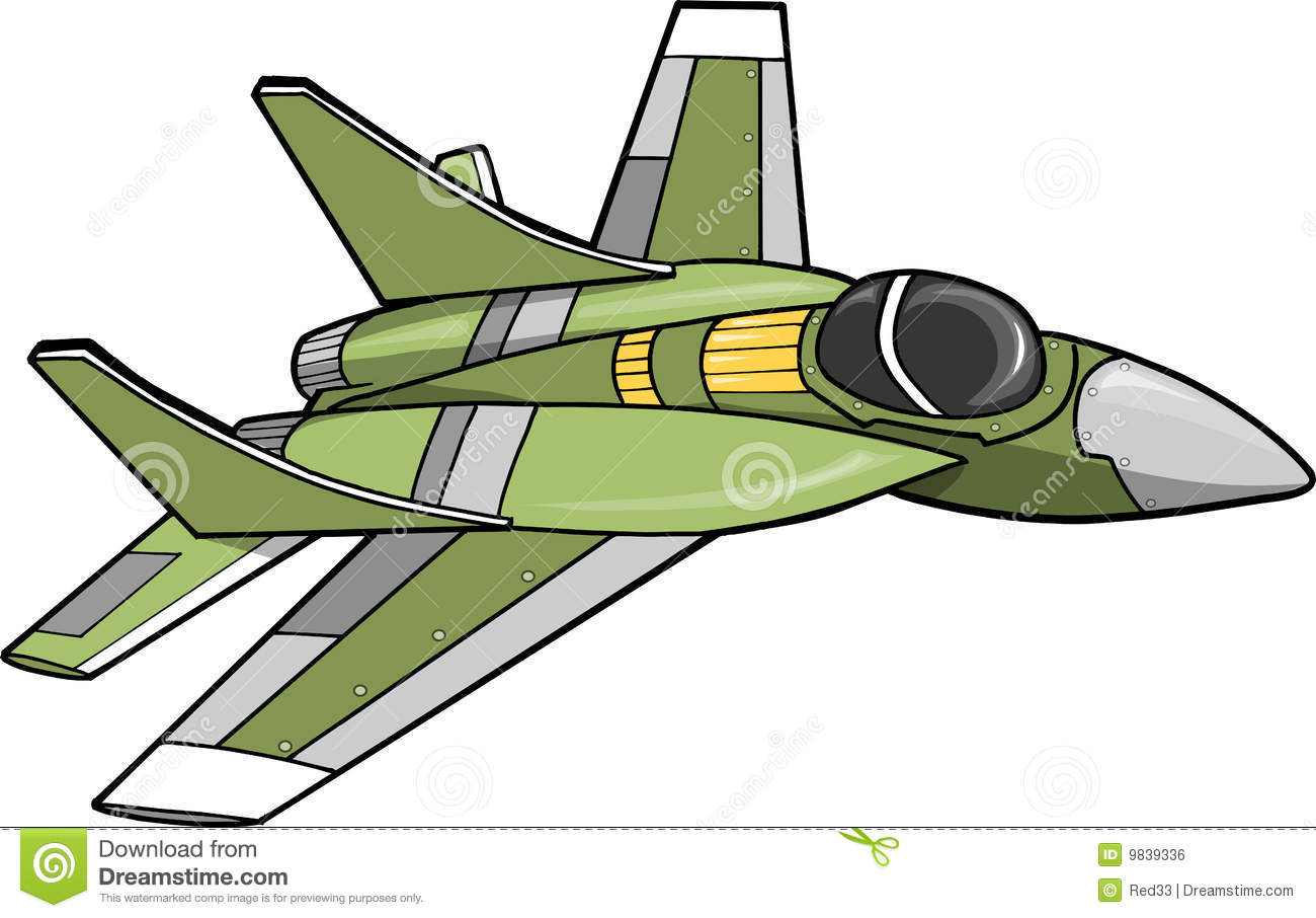 Army Jet Clipart - Cli...