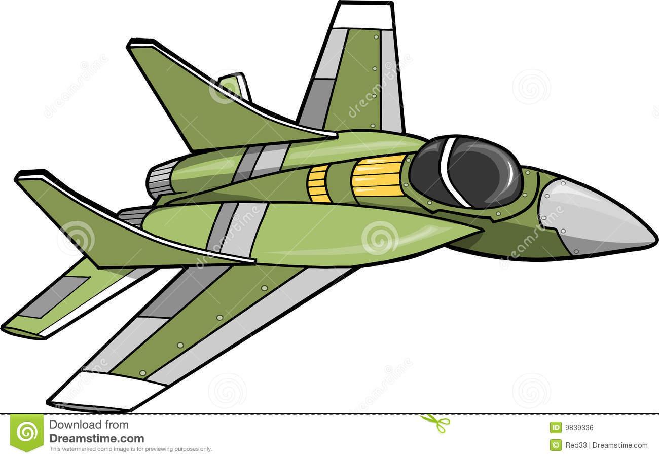 Army Jet Clipart - Cli...