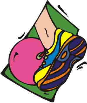 Clip Art Kickball Clipart kickball clipart kid clipart