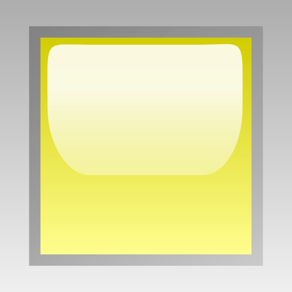 Led Square Yellow Clip Art 110576 Led Square Yellow Clip Art Hight Png