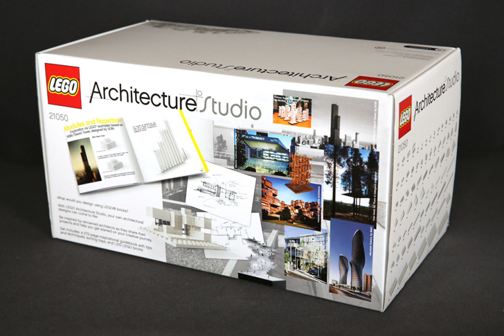 Lego S New Architecture Studio Design Toolkit Brings Out Your Inner