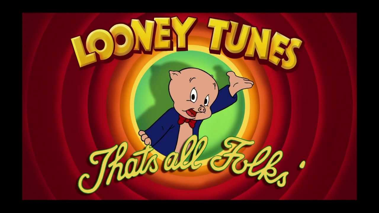 Looney Tunes Full Hd Intro   That S All Folkes    Youtube