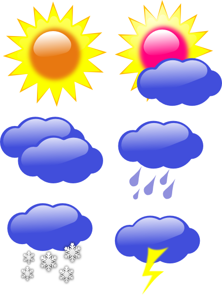 Weather Board Clip Art At Clker Com   Vector Clip Art Online Royalty