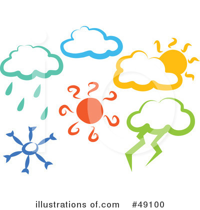 Weather Clipart  49100   Illustration By Prawny