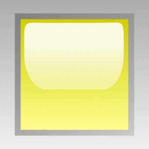Yellow Square Clip Art Led Square  Yellow  Clip Art