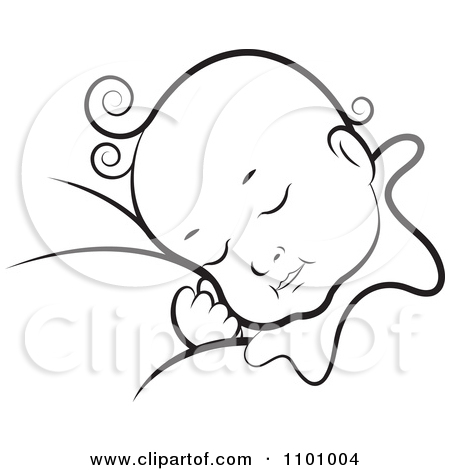Baby Rattle Black And White Clipart - Clipart Kid
