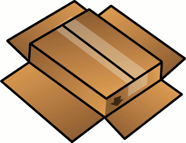 Cardboard Box   Http   Www Wpclipart Com Tools Miscellaneous