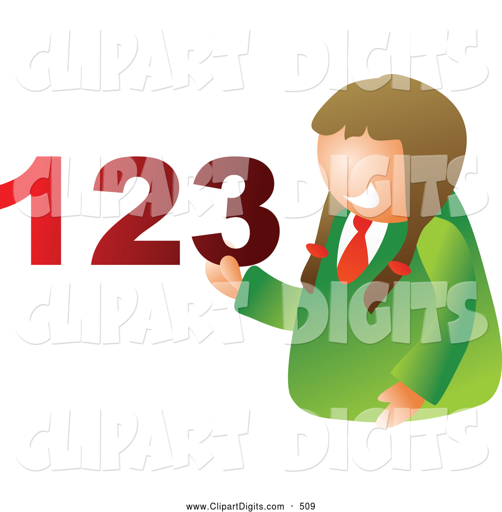 Newest Pre Designed Stock Number Clipart   3d Vector Icons   Page 3